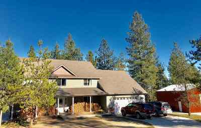 Spirit Lake ID Single Family Home For Sale: $535,000