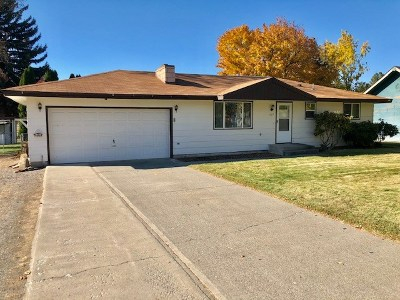 Spokane Valley Single Family Home New: 607 N Long Rd
