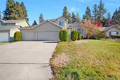 Spokane Single Family Home Bom: 4917 S Ferrall St