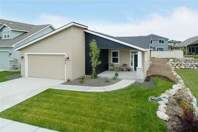 Spokane Single Family Home New: 7131 S Pheasant Ridge Dr