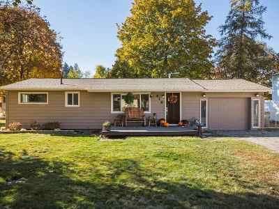Spokane Valley Single Family Home New: 416 S Herald Rd