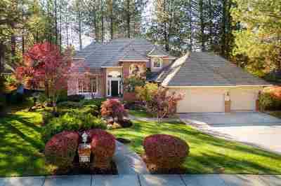Spokane Single Family Home New: 6614 S Westchester Ct