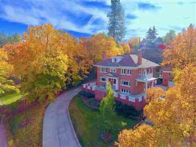 Spokane Single Family Home New: 416 E Rockwood Blvd