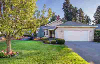 Spokane Single Family Home New: 3702 E Alexandra Ln