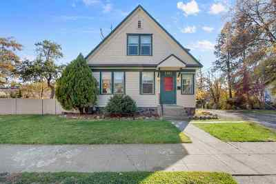Spokane Multi Family Home New: 2103 W 5th Ave