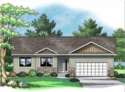 Spokane Valley Single Family Home New: 14xxx E Rockwell Ave