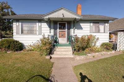 Single Family Home For Sale: 313 E Heroy Ave