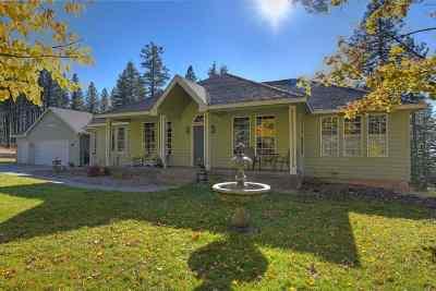 Spokane Single Family Home New: 7308 E Tower Mountain Ln
