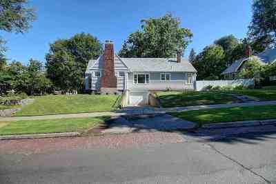 Spokane Single Family Home Chg Price: 627 S Cedar St