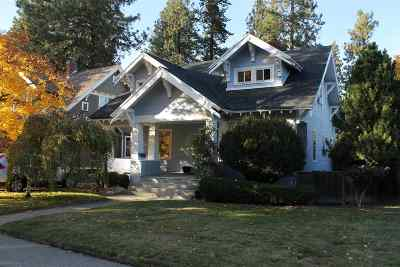 Spokane Single Family Home New: 118 W 27th Ave