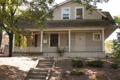 Spokane Multi Family Home New: 1409 W 6th Ave