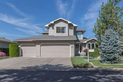 Spokane Single Family Home Bom: 6403 N Parkview Ln