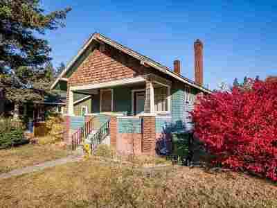 Spokane Single Family Home New: 623 E Rich Ave