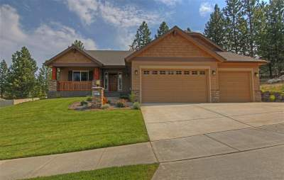 Spokane WA Single Family Home New: $369,900