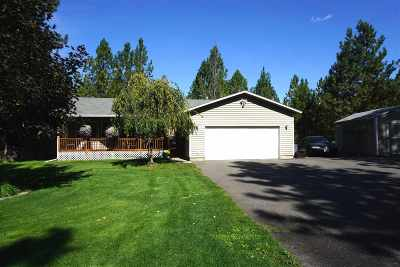 Nine Mile Falls WA Single Family Home For Sale: $330,000