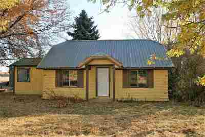Single Family Home Chg Price: 37122 N Spotted Rd