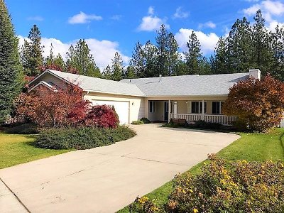 Nine Mile Falls WA Single Family Home Ctg-Inspection: $265,000