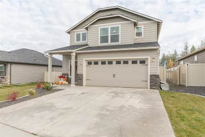 Spokane WA Single Family Home Ctg-Inspection: $319,900