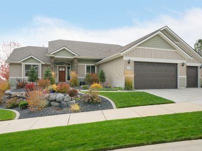 Spokane Single Family Home For Sale: 7512 E Diamond Ln