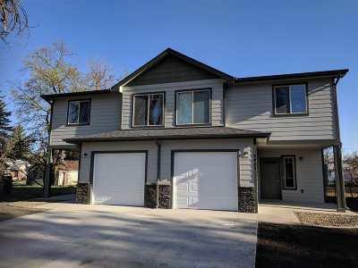 Spokane Valley Multi Family Home For Sale: 7903 E Grace Ave #7905 E G