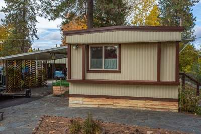 Mead Mobile Home For Sale: 4123 E Walker Ave