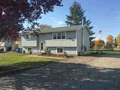 Otis Orchards Single Family Home For Sale: 5409 N McKinzie Rd