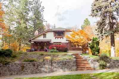 Spokane, Spokane Valley Single Family Home Chg Price: 428 W 21st Ave