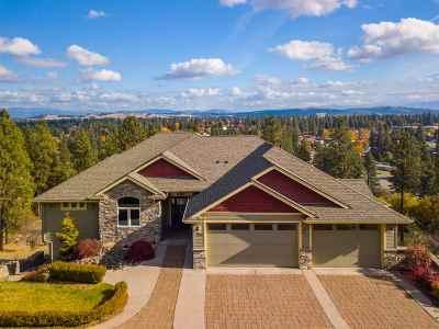 Spokane Single Family Home For Sale: 7526 N Cedar Rd #7612/760