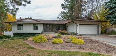 Spokane Single Family Home For Sale: 1817 E Pinecrest Rd