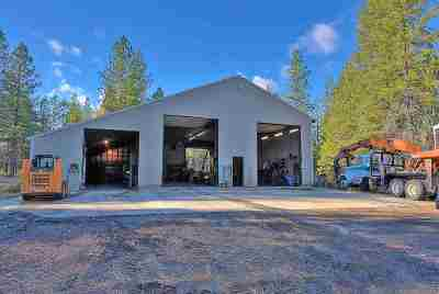 Priest River Residential Lots & Land For Sale: Nkn Hwy 2