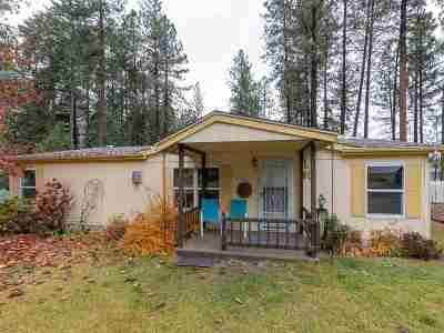 Mead Mobile Home For Sale: 2923 E Fort Sumter Ln