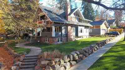 spokane Single Family Home Ctg-Inspection: 721 W 22nd Rd