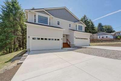 Spokane Valley Multi Family Home For Sale: 5523 E 14th Ave