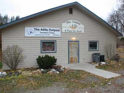 Addy Commercial For Sale: 1393 Mill