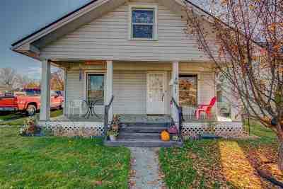 Spokane Single Family Home Ctg-Inspection: 2402 E Sanson Ave