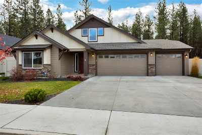 Spokane WA Single Family Home For Sale: $414,900