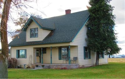Cheney Single Family Home For Sale: 16611 W State Route 904 Hwy