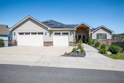Spokane, Spokane Valley Single Family Home For Sale: 916 W Willapa Ave