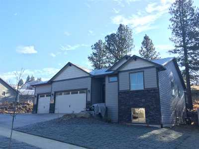 Spokane Valley Single Family Home For Sale: 2719 S Seabiscuit Dr