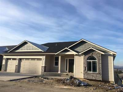 Spokane Valley Single Family Home For Sale: 2628 S Galway Ln