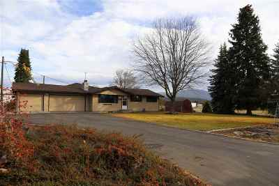 Otis Orchards Single Family Home For Sale: 5520 N Drury Rd