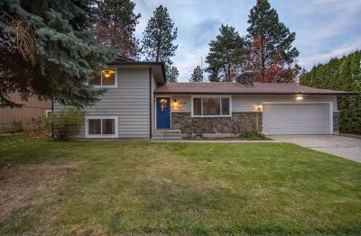 Spokane Single Family Home Ctg-Inspection: 3719 E 37th Ave
