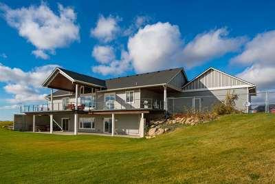 Single Family Home For Sale: 13616 E Crisler Ave