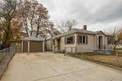 Spokane Single Family Home Ctg-Inspection: 6025 N Cook St