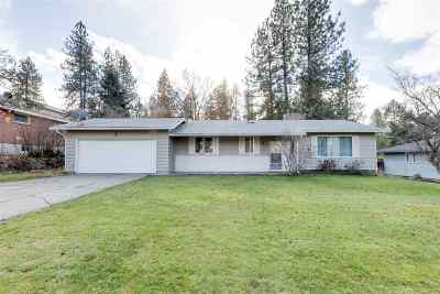 Spokane Single Family Home Ctg-Inspection: 211 W Saint Thomas More Way