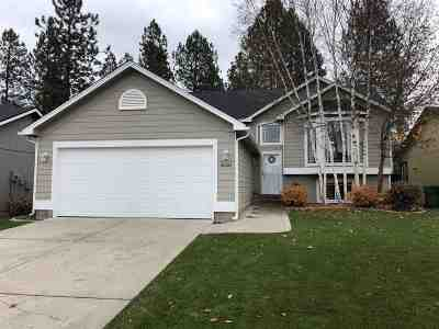 Spokane Single Family Home For Sale: 16006 N Franklin St