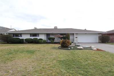 Spokane Single Family Home For Sale: 5405 W Northwest Blvd