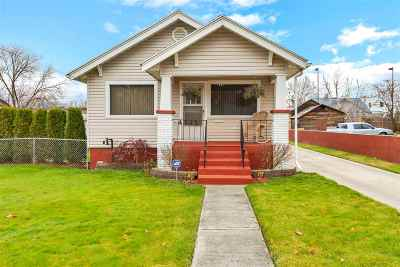Spokane Single Family Home New: 4712 N Martin St