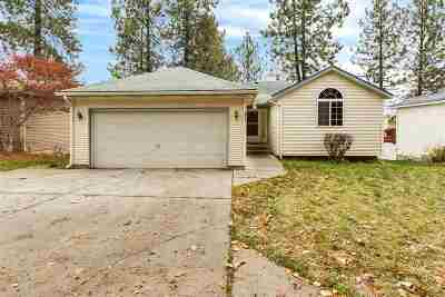 Spokane Single Family Home For Sale: 3256 E 12th Ave