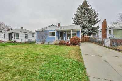 Spokane Single Family Home New: 2323 E Sinto Ave